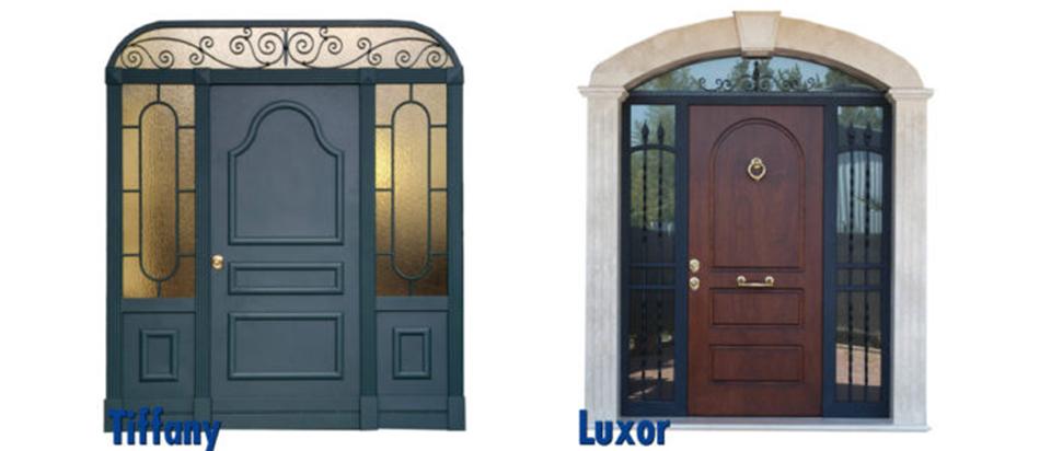Porte artigianali da interni per case indipendenti e villette for Villette interni